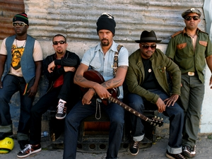 Michael Franti + Spearhead artist photo