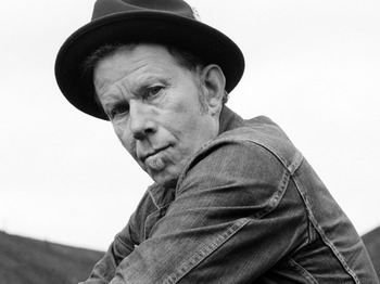 Tom Waits artist photo