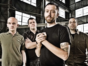 Rise Against artist photo
