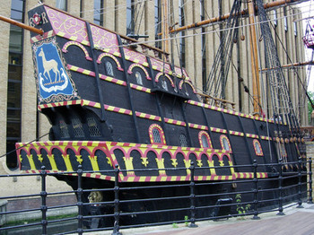 The Golden Hinde venue photo