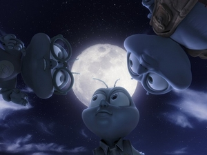 Film promo picture: Fly Me To The Moon