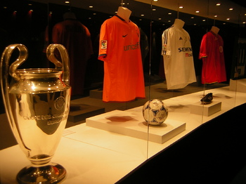 Only A Game? Uefa Football Exhibition picture