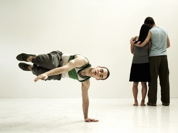 Freedom: Jasmin Vardimon Dance Company picture