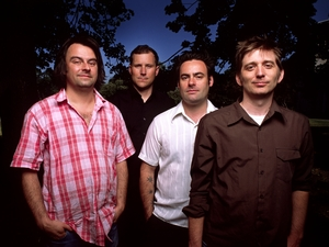The Weakerthans artist photo
