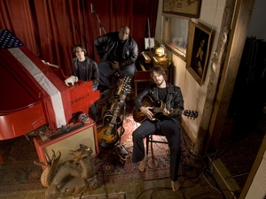 North Mississippi Allstars artist photo