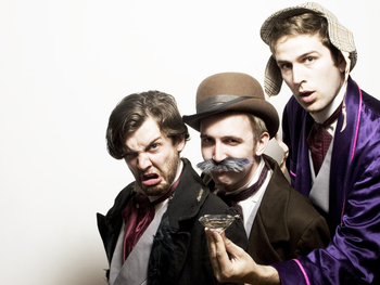 The Penny Dreadfuls artist photo