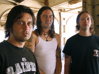 High On Fire artist photo