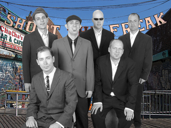 The Slackers + Very Special Guests picture