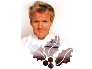 Gordon Ramsay artist photo