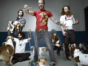 Protest The Hero artist photo