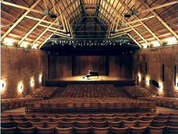Snape Maltings Concert Hall venue photo