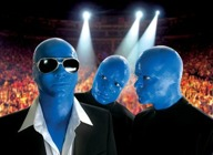 Blue Man Group artist photo