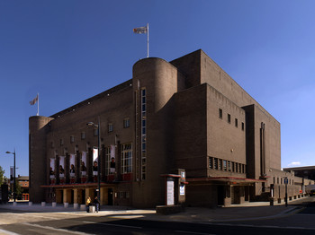 Philharmonic Hall venue photo