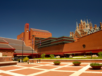 British Library venue photo