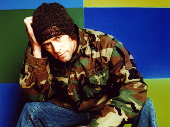 Howard Donald artist photo