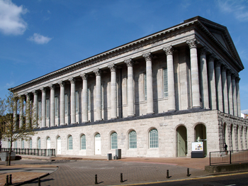 Birmingham Town Hall venue photo