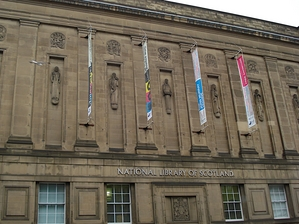 National Library of Scotland artist photo