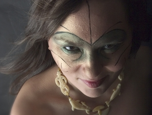 Tanya Tagaq Gillis artist photo