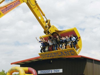 Diggerland Adventure Park Devon venue photo