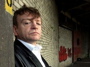 Mark E Smith artist photo