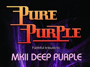 Pure Purple artist photo