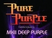 Pure Purple, Cult Fiction event picture