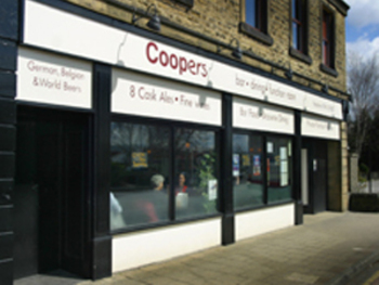 Coopers venue photo