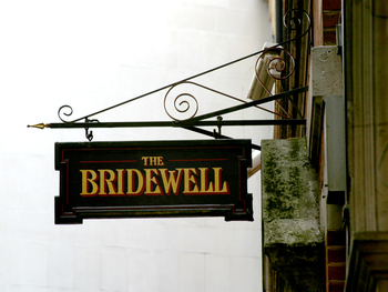 Bridewell Theatre venue photo