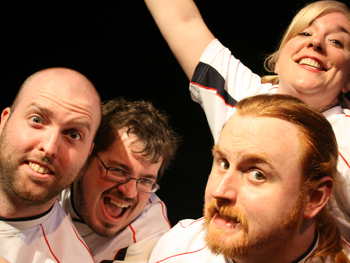 The Good Life Stage Adaptation: ComedySportz picture