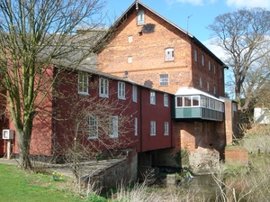 Sharnbrook Mill Theatre artist photo