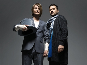 Royksopp artist photo