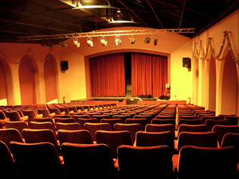 Stamford Corn Exchange venue photo