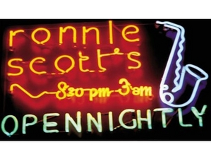 Ronnie Scott's artist photo