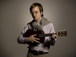 Dent May And His Magnificent Ukulele artist photo