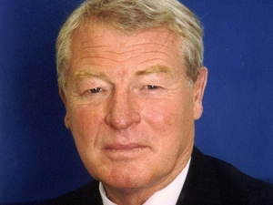Lord Paddy Ashdown artist photo