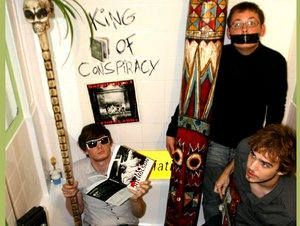 King Of Conspiracy artist photo