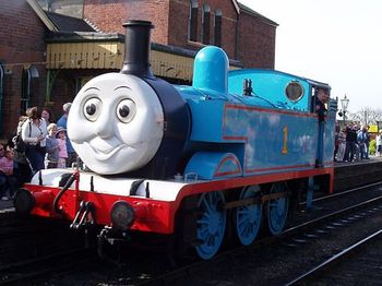 Day Out With Thomas To Meet Father Christmas: Thomas The Tank Engine picture