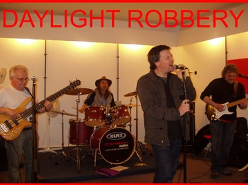 Daylight Robbery artist photo