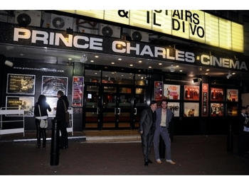 Prince Charles Cinema venue photo