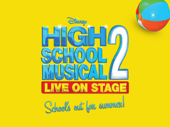 Disney's High School Musical 2 artist photo