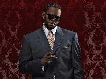 R Kelly artist photo