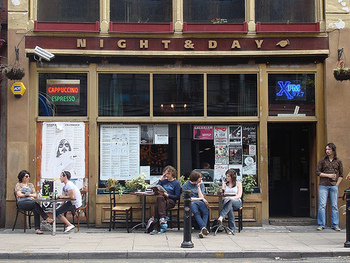 Night & Day Cafe venue photo