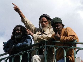 The Congos + Roots Garden DJs picture