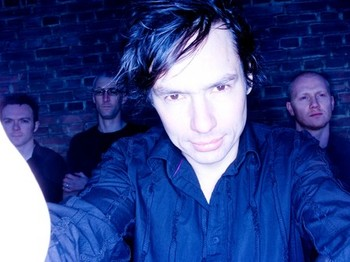 Pineapple Thief artist photo