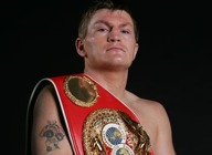Ricky Hatton artist photo