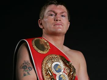 Pride In Battle: Ricky Hatton picture