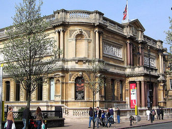 Wolverhampton Art Gallery venue photo
