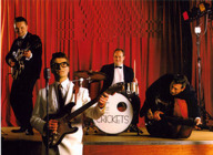 Marc Robinson & The Counterfeit Crickets artist photo