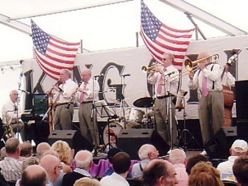 Pump House Jazz Club: Gresty-White Ragtimers picture