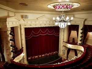 Palace Theatre artist photo